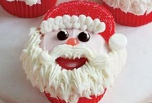 Christmas Cupcakes / by Debra Richter-Silnicki