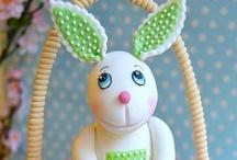 Easter Cakes / by Debra Richter-Silnicki