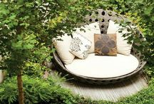 Garden ideas / Inspiration for the everyday home and outdoor backyard