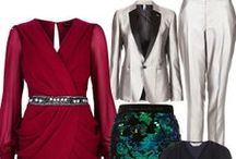 Holiday Style / Style Guide for Holiday Parties, Christmas & New Year's Eve / by O So Chic .