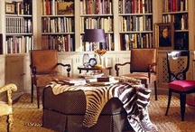 Libraries & Reading Nooks / by Kathy Tutor