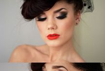 makeup / by daniela cardona