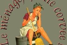 Épousseter,nettoyer,faire briller...