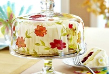 Cake Stands / by Debra Richter-Silnicki