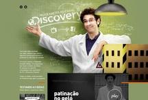 Web Design (March 2013) / Wed design inspiration