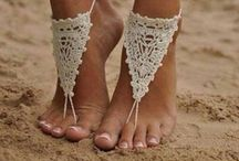 Tropical Knot Tying / All things sunshine, bare footed and salty!