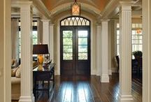 Entryways, Hallways , & Staircases / by Kathy Tutor