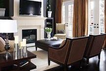 Interior Design: Living  / by HOPE DENDINGER