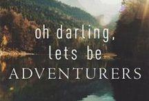 Adventurous Life / by Hannah Kirkman
