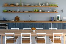 Kitchen & Dining / Where family gathers and great food is made.