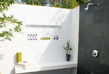 Bathrooms / Bathrooms and Outdoor Showers