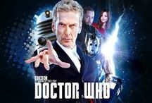 Doctor Who / by John Ager