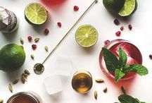 libations / Rumor has it there's life beyond the classic gin + tonic!