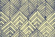 patterns / Some of the most delightful pattern design I can find!  So much inspiration here.