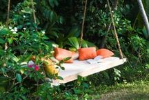 Gardens & Backyards / Inspiration for garden and backyard retreats.