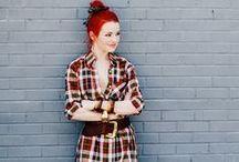 #Blusenkleider / Wunderschöne #Outfits mit Blusenkleidern