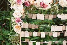 • Plan de table • / by Print Your Love Studio