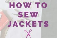 How To Sew Jackets / learn how to sew blazers, learn how to sew jackets, learn how to sew coats, how to sew jacket pockets, how to sew jacket lining, how to sew jacket sleeves, how to sew simple jacket, sewing a blazer, sewing blazer tutorial, sewing jacket tutorial, sewing jacket tips and tricks, sew men's jacket, sew leather jacket, sew coat, how to sew jacket button, jacket sewing instructions, blazer sewing instructions, how to make a blazer from scratch, blazer pattern, sew blazer tutorial, blazer sew along