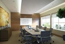 Office and Conference Rooms / A work space should help people be as efficient and energized as possible. Ensure even the most basic areas are taken care of so workers aren't distracted.