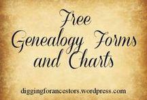 Genealogy: Forms & Templates