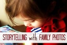 Family History:  Storytelling / Tips and ideas on how to best tell your family history story.