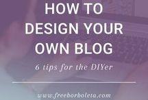 Blogging: Web Design