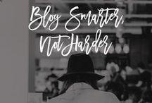 Blogging: Productivity