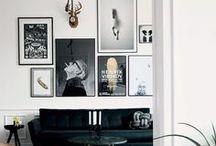 Paris Inspired Home Decoration