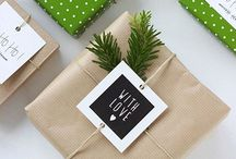 Home made packaging and Printables