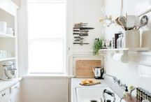 home/spaces/interior design / by Sarah Cronshaw