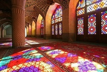 Stained glass/Glass art