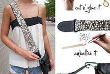 Fashion DIY / by Megan Crow