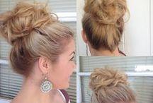 Hair styles / by Megan Crow