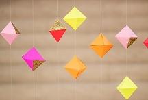 DIY Paper craft  / by Sarah Elana