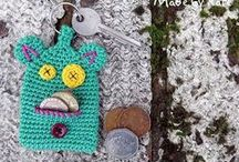 Crochet miscellaneous / Patterns, Tips and tricks about crochet