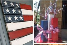 Holidays - Fourth of July / by Rebecca N