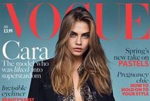 Vogue UK Covers