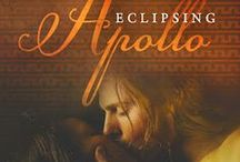 Eclipsing Apollo - My Books / Loves of Olympus Book 3  This one explores a 'less-known' myth that, I hope, will resonate with readers. It's more similar to Medusa than Hades - but entirely its own story. I look forward to sharing it with you eventually.