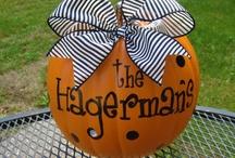 Halloween, fall, Thanksgiving / by Janice Ringo