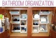Cleaning - Organizing / by Rebecca N