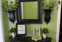 Home - Entryways / by Rebecca N