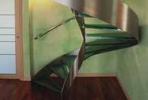 Home - Stairs / by Rebecca N