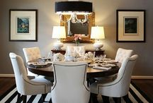 Home - Dining Room / by Rebecca N