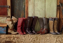 BOOTS, BOOTS, BOOTS!!!!!!!!! / by Janice Ringo
