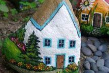 Mini magical gardens