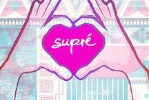 PINKspiration / Here at SUPRÉ we LOVE Pink! Share the pink love with us.