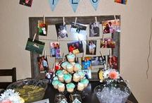 The party before the party! / Inspiration for fun bachelor/bachelorette and engagement soirees.