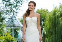 Sweetheart Necklines / Take a look at our beautiful sweetheart neckline wedding dresses. We're sure you'll find your dream wedding dress.