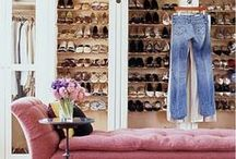 Closets & Dressing Rooms / Dressing rooms and closets that speak to my simply luxurious predilections.  / by The Simply Luxurious Life