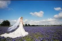 Texas Hill Country venues and inspiration! / Texas weddings have their own personality and style, from down-home and rustic to impeccably elegant!